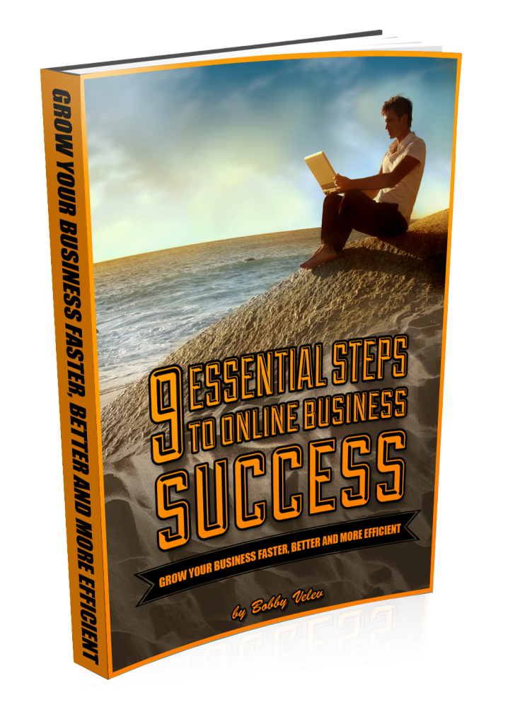 9 essential Steps to Successful Online Business