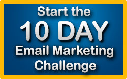 10 day email marketing challenge